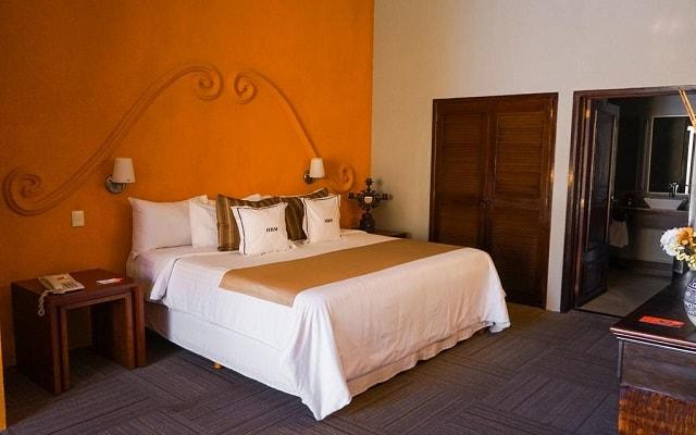 Hotel Real de Minas San Miguel Allende, espacios diseñados para tu descanso
