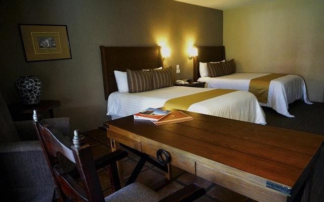 Hotel Real de Minas San Miguel Allende, habitaciones con todas las amenidades