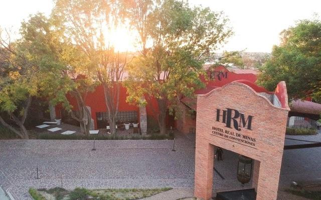 Hotel Real de Minas San Miguel Allende, buena ubicación