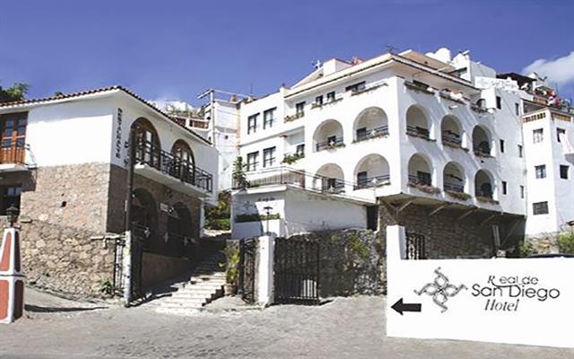Hotel Real de San Diego en Taxco Ciudad
