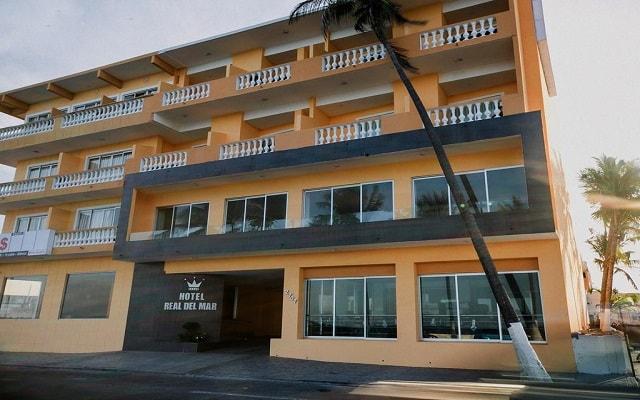 Hotel Real del Mar en Veracruz Puerto