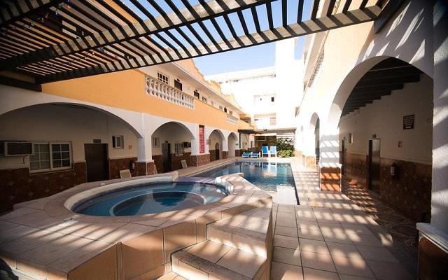 Hotel Real del Mar, relájate en el jacuzzi