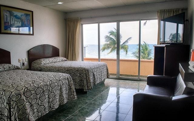 Hotel Real del Mar, habitaciones cómodas y acogedoras