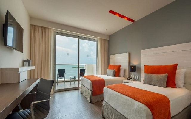 Hotel Real Inn Cancún, habitaciones bien equipadas