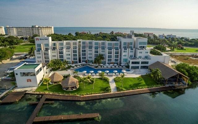 Hotel Real Inn Cancún en Zona Hotelera