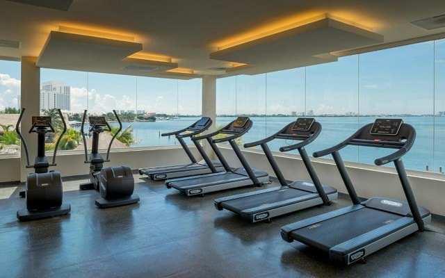 Hotel Real Inn Cancún, gimnasio