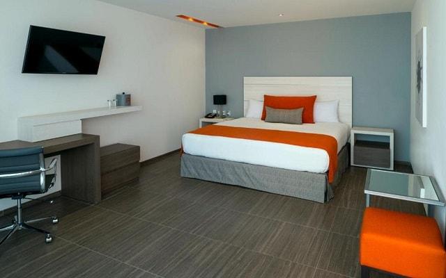 Hotel Real Inn Cancún, cómodas habitaciones