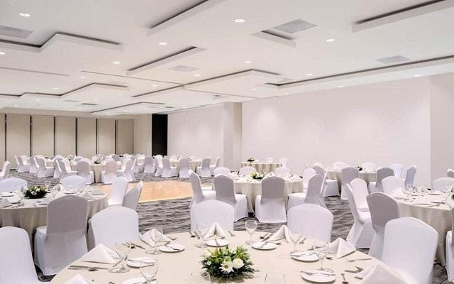 Hotel Real Inn Cancún, salón de eventos