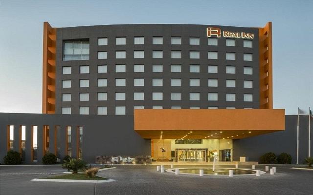 Hotel Real Inn Ciudad Juárez by the USA Consulate en Ciudad Juárez Ciudad