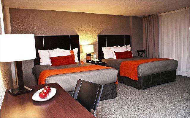 Hotel Real Inn Guadalajara Centro, amplias y luminosas habitaciones