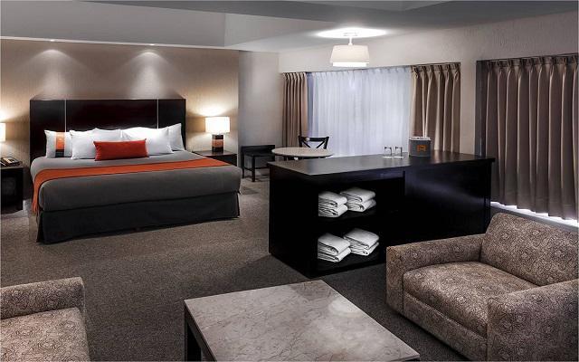 Hotel Real Inn Guadalajara Centro, espacios diseñados para tu descanso