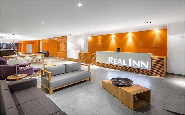 Hotel Real Inn Guadalajara Centro, atención personalizada desde el inicio de tu estancia