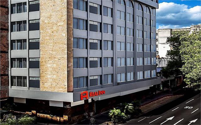 Hotel Real Inn Guadalajara Centro en Guadalajara Ciudad