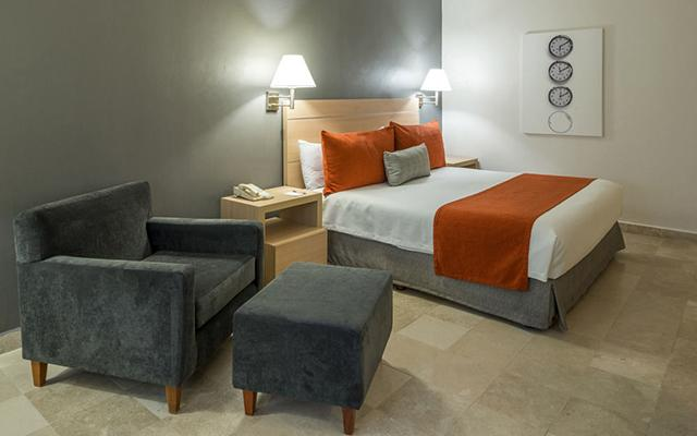 Real Inn Villahermosa By Camino Real, habitaciones con todas las amenidades