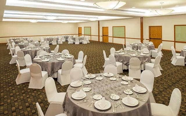 Real Inn Villahermosa By Camino Real, salón para eventos