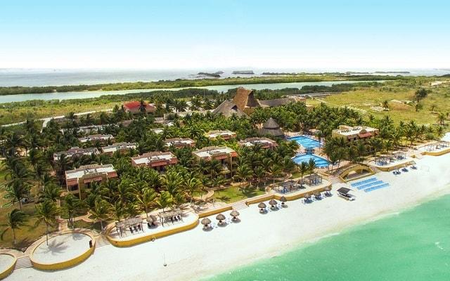 Hotel Reef Yucatán en Telchac Puerto