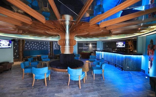 Hotel Reflect Krystal Grand Los Cabos, Sport Bar