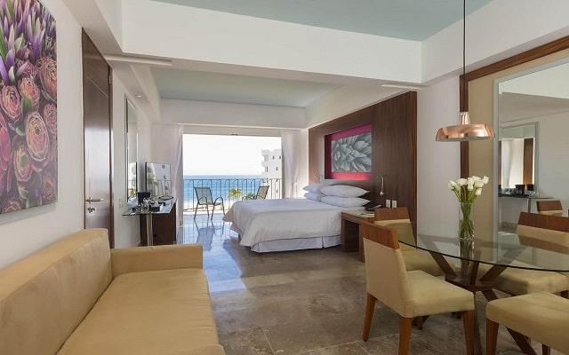 Hotel Reflect Krystal Grand Los Cabos, habitaciones bien equipadas