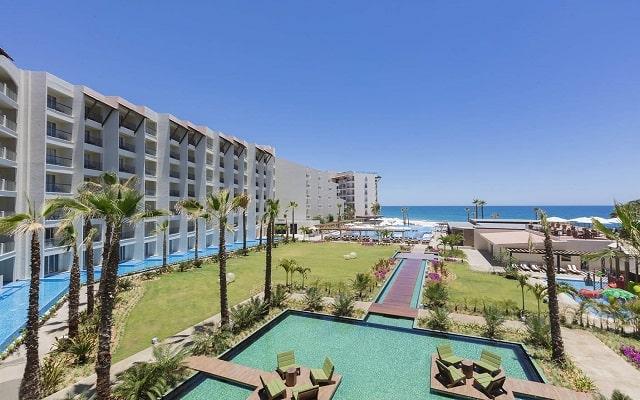 Hotel Reflect Krystal Grand Los Cabos, pasea por sus instalaciones