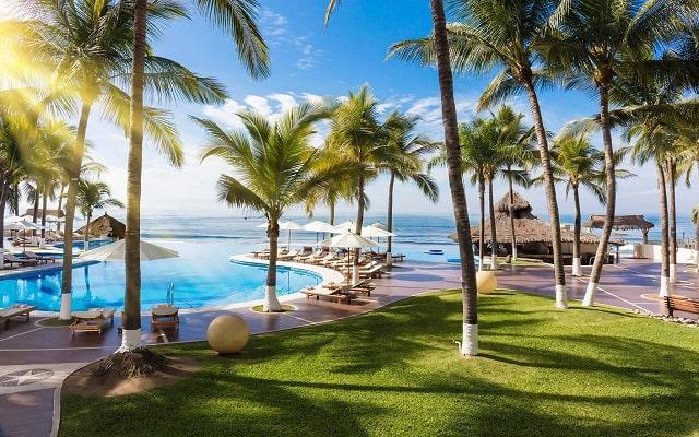 Hotel Reflect Krystal Grand Nuevo Vallarta, ambientes únicos