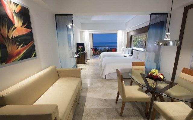 Hotel Reflect Krystal Grand Nuevo Vallarta, habitaciones con todas las amenidades