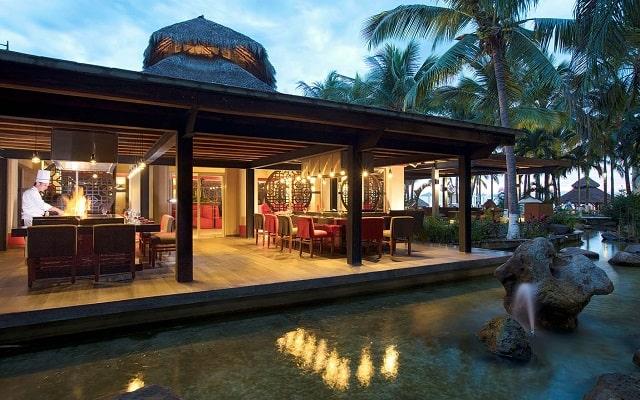 Hotel Reflect Krystal Grand Nuevo Vallarta, buena propuesta gastronómica