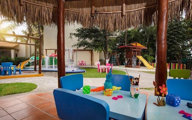 Hotel Reflect Krystal Grand Nuevo Vallarta, club de niños