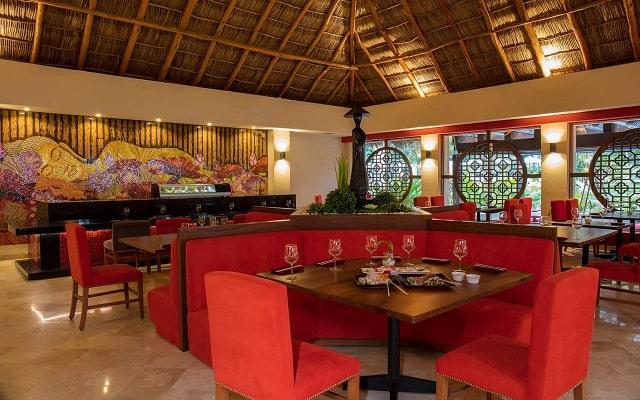 Hotel Reflect Krystal Grand Nuevo Vallarta, sitio ideal para disfrutar tus alimentos