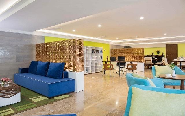Hotel Reflect Krystal Grand Nuevo Vallarta, ambientes de gran confort
