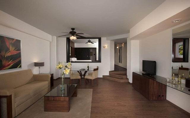 Hotel Reflect Krystal Grand Nuevo Vallarta, habitaciones bien equipadas