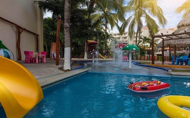 Hotel Reflect Krystal Grand Nuevo Vallarta, alberca para los más pequeños
