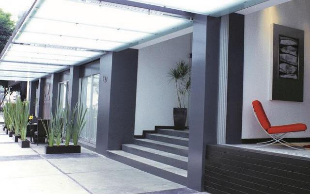 Hotel Regente en Reforma