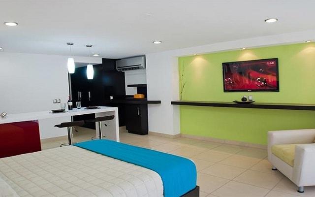 Hotel Residencial Playa Hornos Acapulco, amplias y luminosas habitaciones