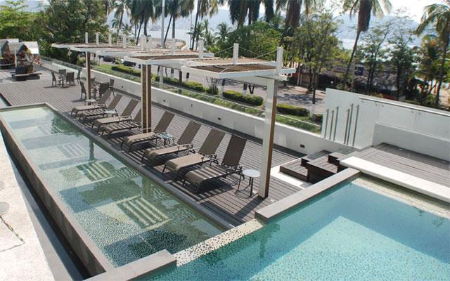 Hotel Residencial Playa Hornos Acapulco, espacios acondicionados para tu confort