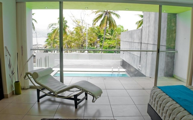 Hotel Residencial Playa Hornos Acapulco, diseño y estilo en cada sitio