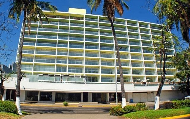 Hotel Residencial Playa Hornos Acapulco en Zona Tradicional