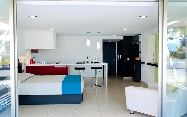 Hotel Residencial Playa Hornos Acapulco, habitaciones con todas las amenidades