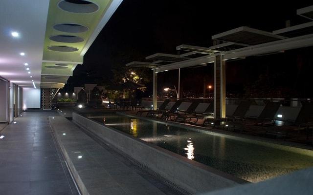 Hotel Residencial Playa Hornos Acapulco, relájate en cualquier hora del día