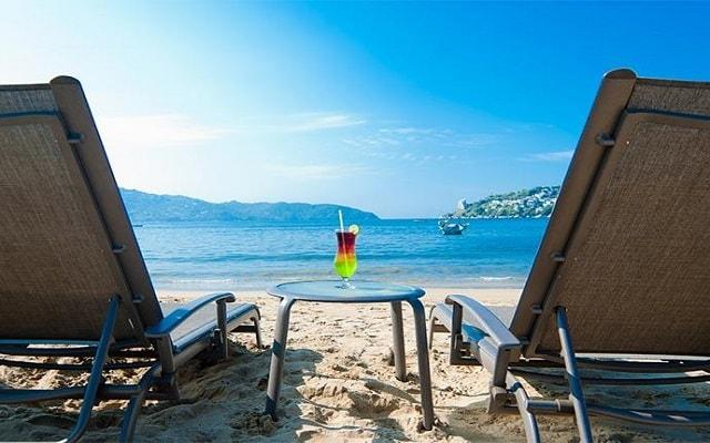 Hotel Residencial Playa Hornos Acapulco, club de playa