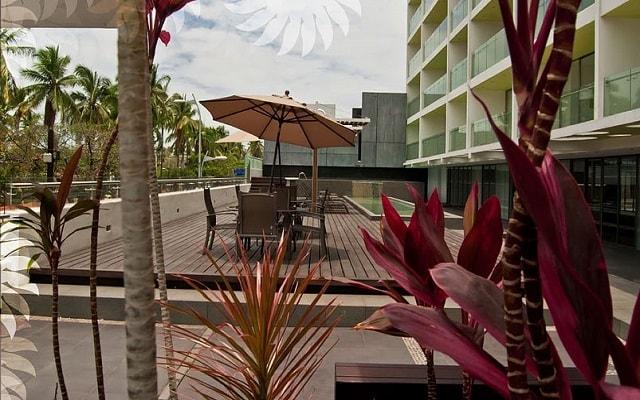 Hotel Residencial Playa Hornos Acapulco, buena ubicación a pasos de la playa