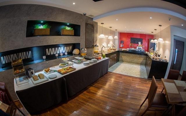 Hotel Riazor Aeropuerto, buena propuesta gastronómica
