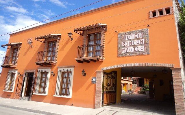 Hotel Rincón Mágico en El Fuerte