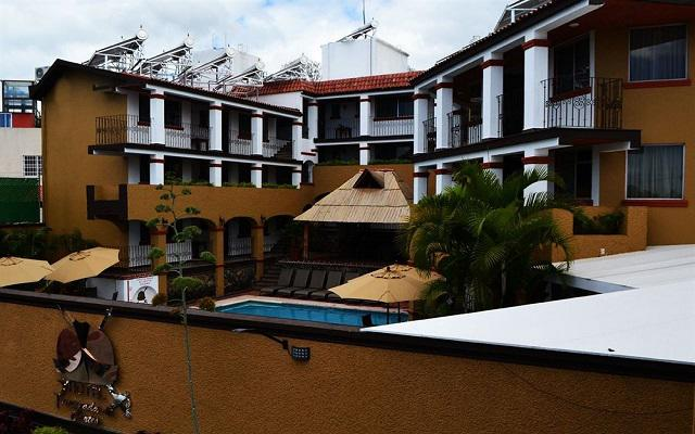 Hotel Rinconada de Cortes en Cuernavaca Ciudad
