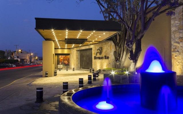 Hotel Río en Tequisquiapan