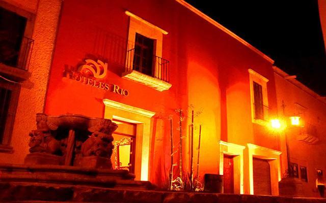 Hotel Río Querétaro en Querétaro Ciudad