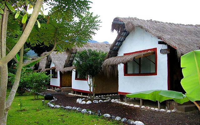 Hotel Campamento Rio Salvaje en Jalcomulco