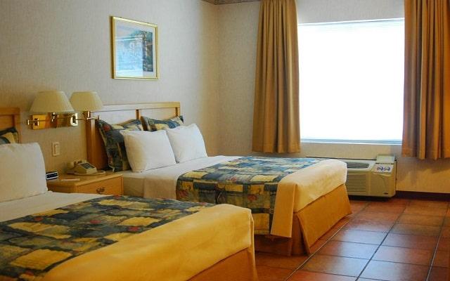 Hotel Rio Vista Inn, acogedoras habitaciones