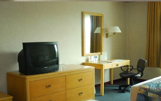 Hotel Rio Vista Inn, habitaciones bien equipadas