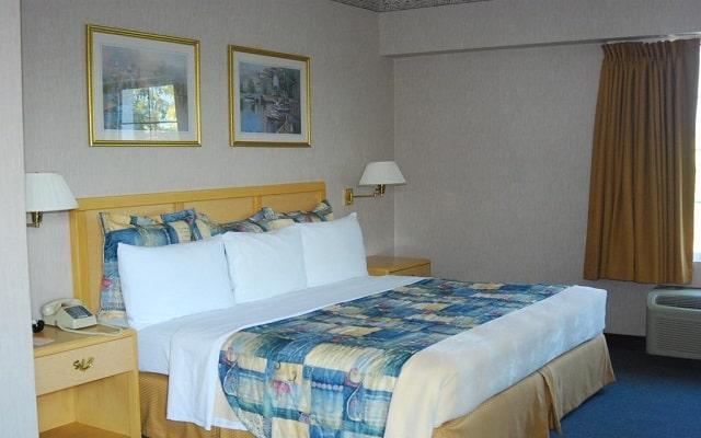 Hotel Rio Vista Inn, espacios diseñados para tu descanso