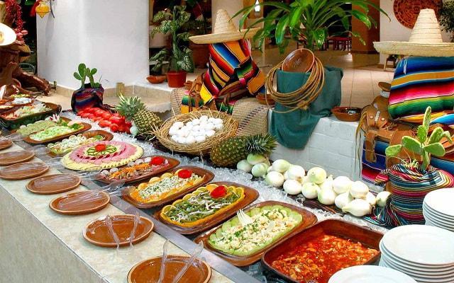 Hotel Ritz Acapulco, buena propuesta gastronómica